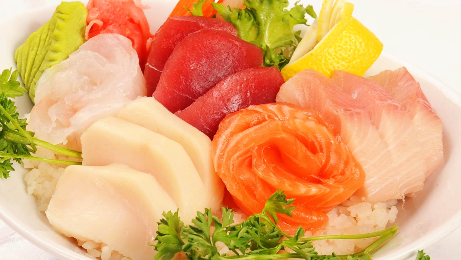 Sashimi à la Carte