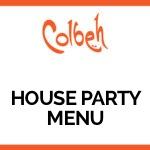 House Party Menu